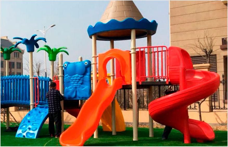 Juegos infantiles: haz tu negocio o local más atractivo para niños y papás