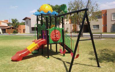 ¿Cómo renovar áreas verdes con juegos infantiles para niños? 5 puntos básicos